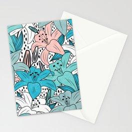 Fresh garden  Stationery Cards