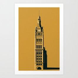 Milwaukee City Hall Art Print