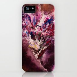 At The Hundredth Meridian iPhone Case