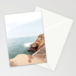 Cliffside Stairs Stationery Cards