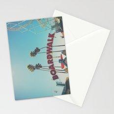 Santa Cruz boardwalk ... Stationery Cards