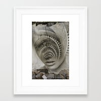 labyrinth Framed Art Prints featuring Labyrinth by antonio mora