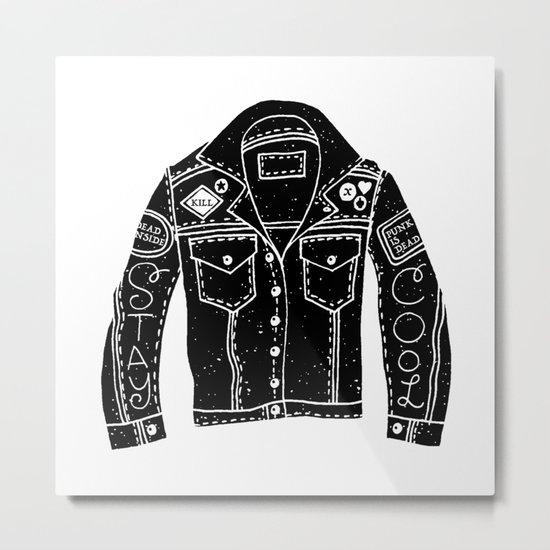 stay cool Metal Print