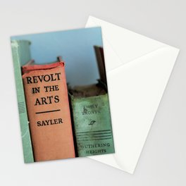 shabby close up Stationery Cards