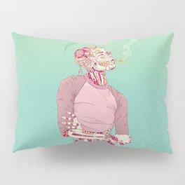 Nostalgic Lady Pillow Sham