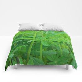 Flowers Izby Garden 3 Comforters