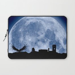 Tribute to the first flying man (Diego Marín Aguilera) in history Laptop Sleeve