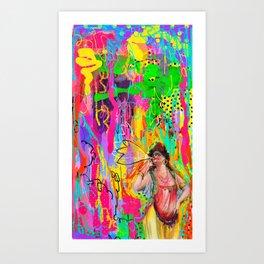 The Devil - Tarot Art Print