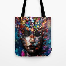 fractured but whole Tote Bag