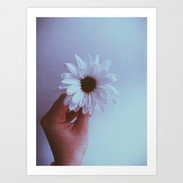 daisy dear. Art Print