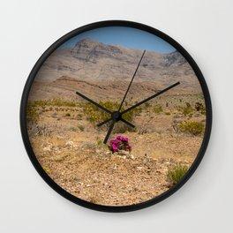 Painted Desert - 8 Wall Clock