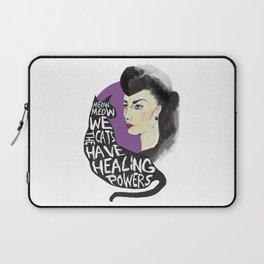 Healing powers Laptop Sleeve