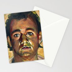 Peter Venkman, Ghostbusters Stationery Cards