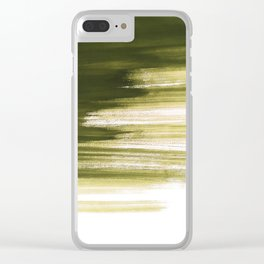 #abstract Clear iPhone Case