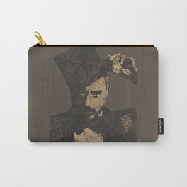 Mystery Unraveled  Carry-All Pouch