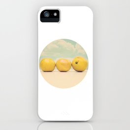 Its always Sunny at Breakfast time iPhone Case