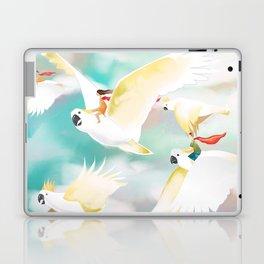 Safe Travels Laptop & iPad Skin