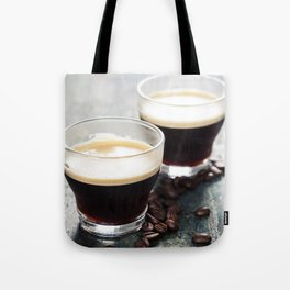 Coffee. Coffee Espresso. Cup Of Coffee Tote Bag