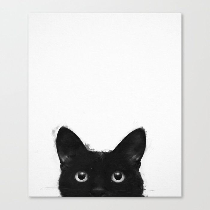 Are you awake yet? Canvas Print