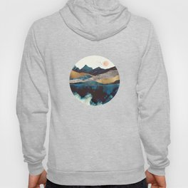 Blue Mountain Reflection Hoody