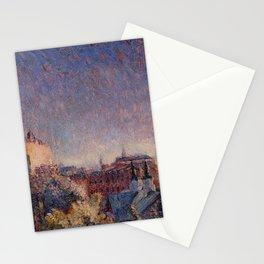 Aoyama Kumaji - Moscow (1930s) Stationery Cards