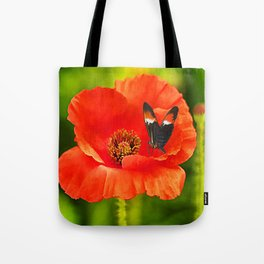 Color Coordinated Tote Bag