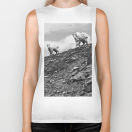 MOUTAIN GOATS // 2 Biker Tank