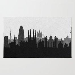 City Skylines: Barcelona Rug