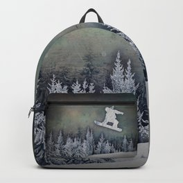 The Snowboarder Backpack