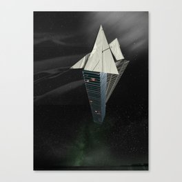 Ark of the Anthropocene Canvas Print