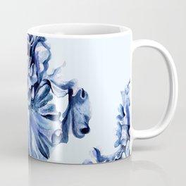Dutch Iris - cornflower blue Coffee Mug