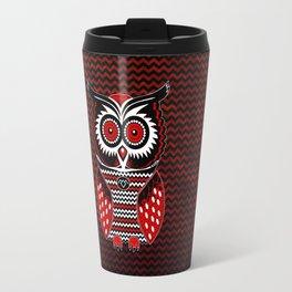 Twin Owl Peaks Travel Mug