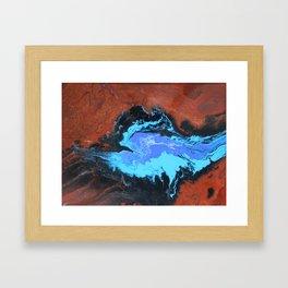 Karijini Framed Art Print