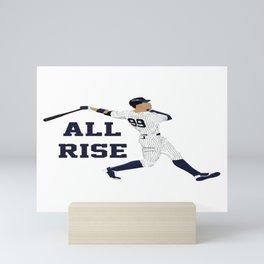 All Rise Mini Art Print