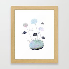 Our Growing Framed Art Print