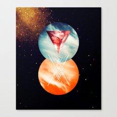 CAMBIARE Canvas Print
