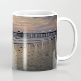 HB Sunsets  1-1-18 Coffee Mug