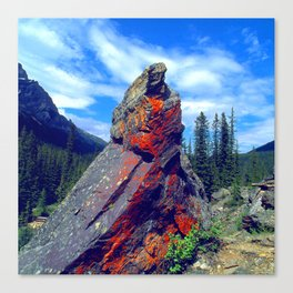 Mysterious, Magical Rock Canvas Print