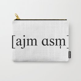 I'm a linguist, and I'm awesome Carry-All Pouch