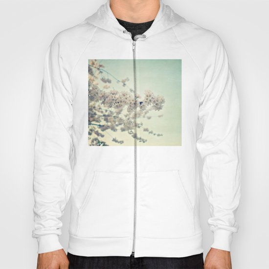Pear Blossoms Hoody
