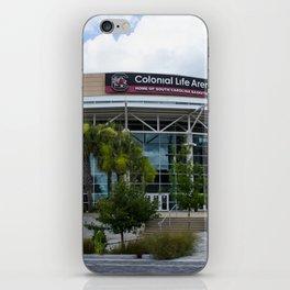 Colonial Life Arena, Columbia, SC iPhone Skin