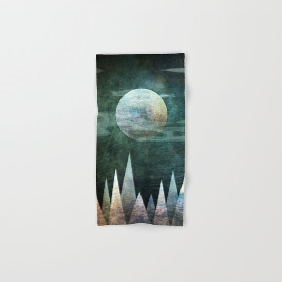 Mystery Moon Hand & Bath Towel