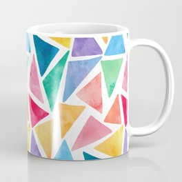 Watercolor Pattern Coffee Mug