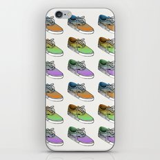 Sneakers II iPhone & iPod Skin
