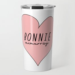 Bonnie McMurray Travel Mug