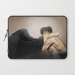 Hold me tight Laptop Sleeve
