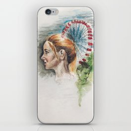 Tris Prior iPhone Skin