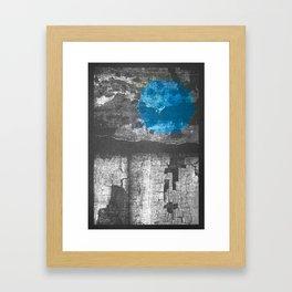 Silentium Framed Art Print