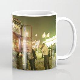 Sentinel Steam Bus by night  Coffee Mug
