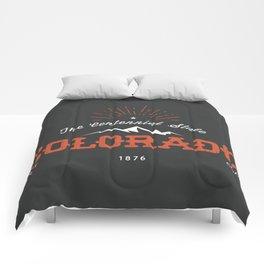 Colorado, Centennial State Comforters